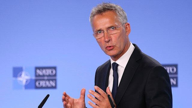 NATO Genel Sekreteri Stoltenberg: Türkiye'nin meşru güvenlik kaygıları var
