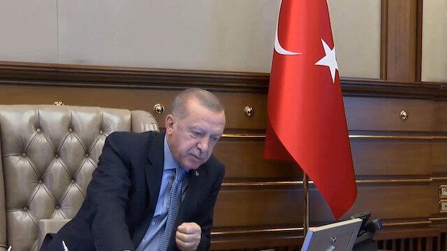 Cumhurbaşkanı Erdoğan Barış Pınarı Harekatı emrini böyle verdi