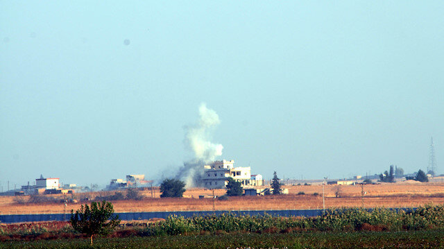 Barış Pınarı Harekatı'ndan ilk bilgiler: 29 nokta tam isabetle vuruldu, hedeflerin bazıları 30 kilometre derinlikte
