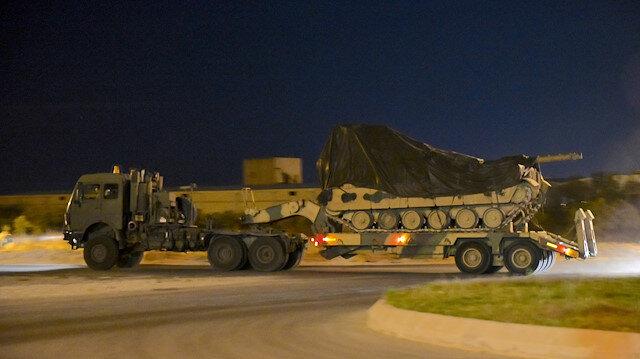 تعزيزات عسكرية تركية جديدة تصل الحدود السورية