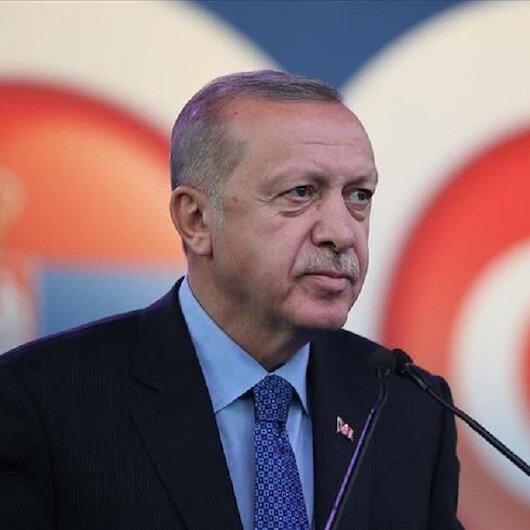 أردوغان: رغبة تركيا الوحيدة هي تحقيق السلام والاستقرار بالبلقان