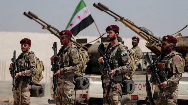 الجيش الوطني السوري يرسل قوة لدعم العملية التركية المرتقبة