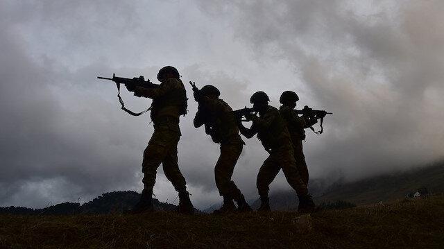 Barış Pınarı Harekatı kapsamında TSK ve ÖSO kara harekatına başladı