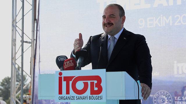Sanayi ve Teknoloji Bakanı Mustafa Varank: Türk lirasının arkasında durun