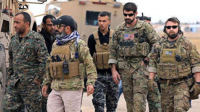 Amerika terör örgütü PYD'ye destek veren paylaşımını sildi