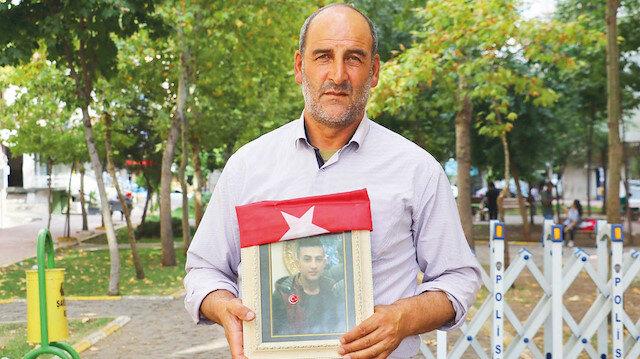 PKK oğlumu vermek için 20 bin lira istedi