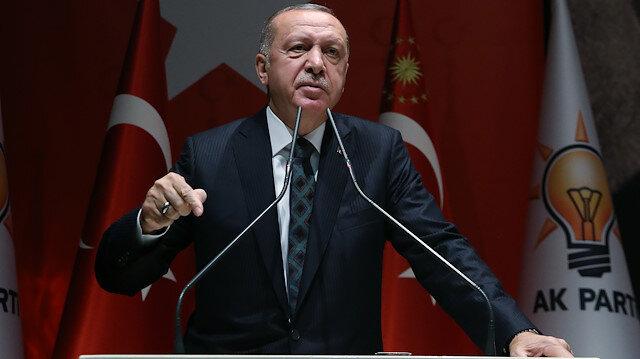 Cumhurbaşkanı Erdoğan: Operasyonumuza işgal hareketi derseniz, kapıları açarız 3.6 milyon mülteciyi göndeririz