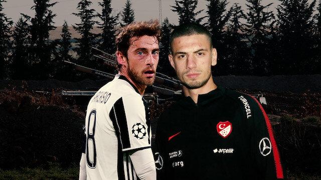 Merih Demiral ve Marchisio