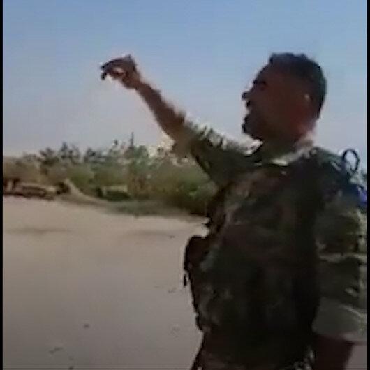 Suriye Milli Ordusundan sivillere: Birlikte barış içinde yaşayacağız