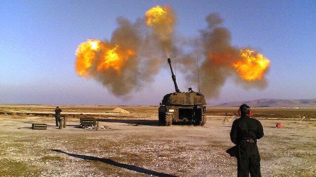 Barış Pınarı Harekatı'nda kullanılan yerli ve milli silahlar