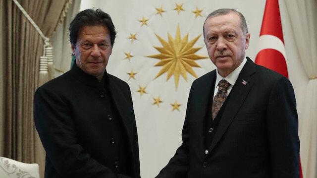 Pakistan'dan Barış Pınarı Harekatı konusunda Türkiye'ye destek