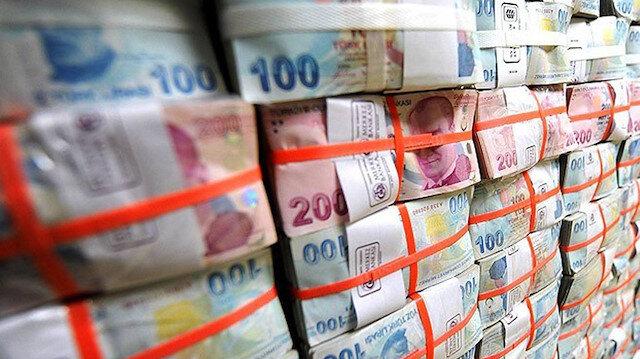 Bankacılık sektörünün mevduatı 224 milyar 5 milyon dolar oldu