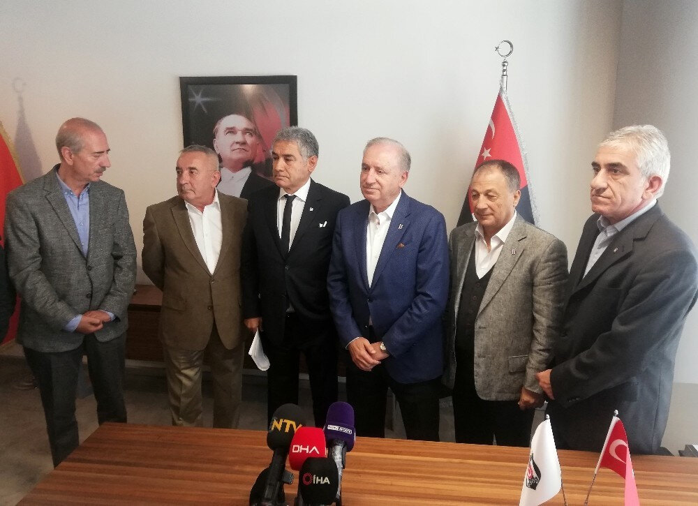 Beşiktaş'ta başkan adaylığı için 4. isim İsmail Ünal oldun