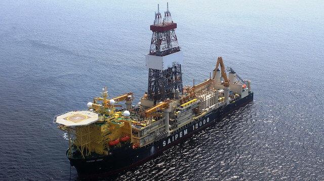 İtalyan sondaj gemisi Akdeniz'den çekiliyor: Türk donanması olduğu sürece çalışma yapamayız