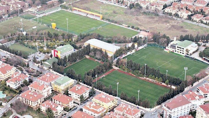Galatasaray ile Emlak Konut arasında sorun olan Florya arazisi.