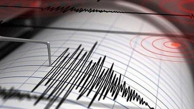 Erzincan'da 3.1 büyüklüğünde meydana gelen deprem korkuttu