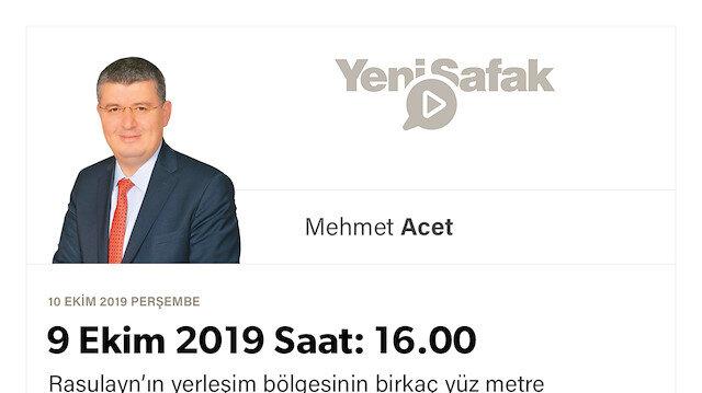 9 Ekim 2019 Saat: 16.00