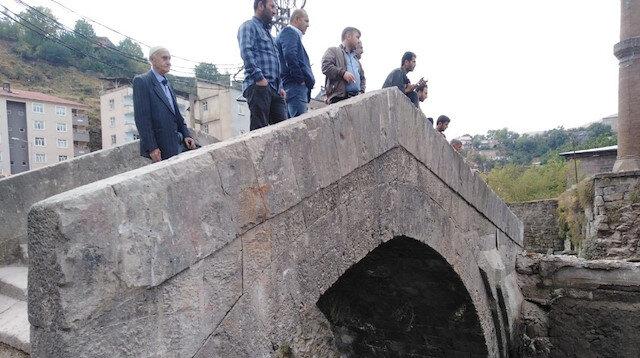 Bitlis Deresi'nde yıkımlar başladı: Tarih gün yüzüne çıkıyor