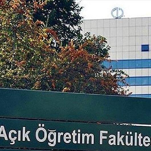 AÖF ikinci üniversite kayıtları 18 Ekim'de sona erecek