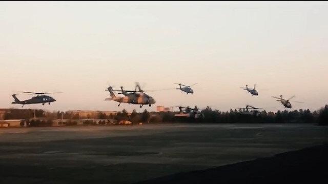 Savunma sanayii her zamanTürk Silahlı Kuvvetleri'yle: Allah kahraman ordumuzun yardımcısı olsun