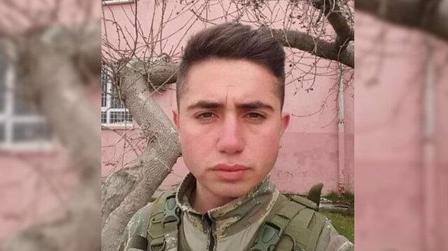Barış Pınarı Harekatı'ndan acı haber: Kahraman askerimiz Ahmet Topçu şehit oldu