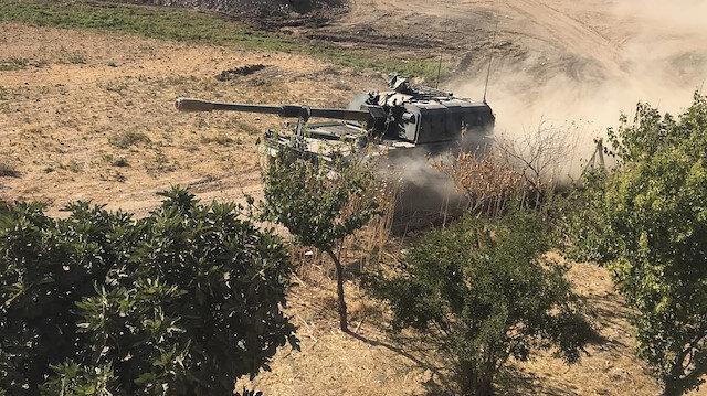 Milli Savunma Bakanlığından Barış Pınarı Harekatı açıklaması: Belirlenen hedefler ele geçirildi