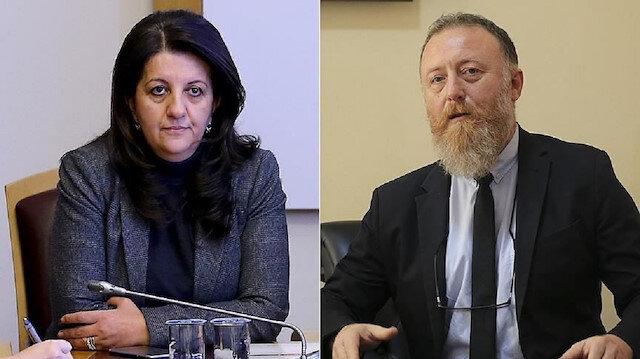 Barış Pınarı Harekatı'yla ilgili açıklamaları nedeniyle HDP'li Buldan ve Temelli hakkında soruşturma başlatıldı