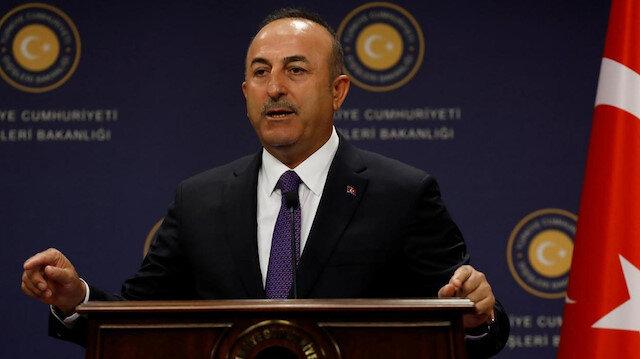 Bakan Çavuşoğlu: Kendi göbeğimizi kendimiz keseceğiz