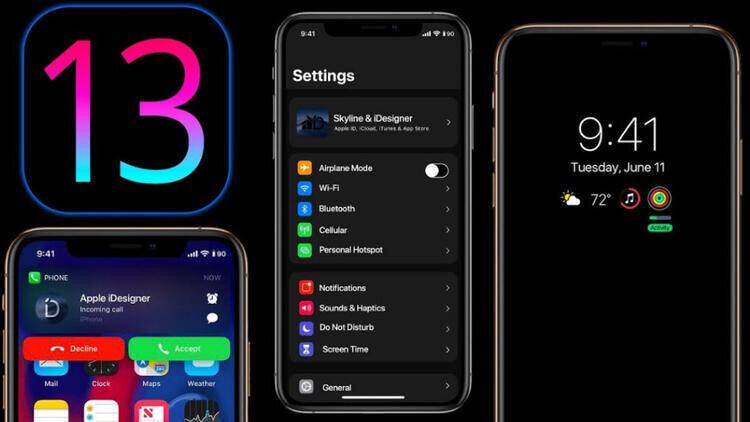 iOS 13.