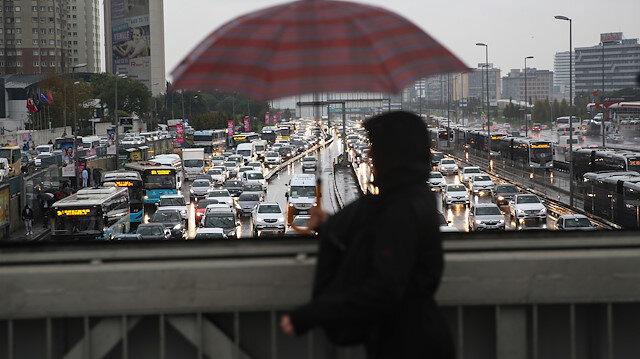 Meteorolojiden İstanbul ve bazı illere sağanak uyarısı yapıldı