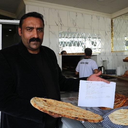 Sivas pidesinin geliri Mehmetçiğe: Yoğun ilgi var