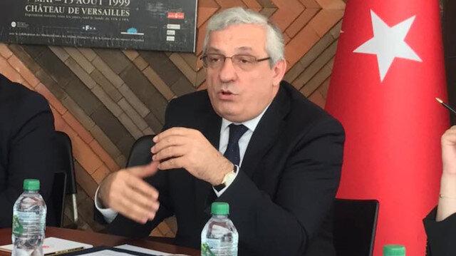 Paris Büyükelçisi Musa'dan Fransa'ya Barış Pınarı tepkisi