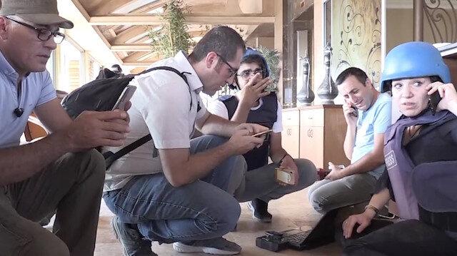 Batı basını PYD'nin muhabirlere yönelik saldırısı karşısında sessiz