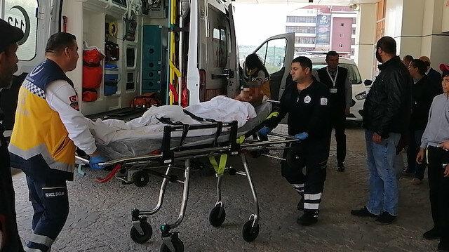 Tekirdağ'da park etme kavgasında bir yaşındaki bebeği vurdular