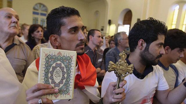 Irak Hristiyan Vakfı PYD'nin zorbalığını duyurdu: Örgüt bölgedeki Hristiyanları savaşa zorluyor!