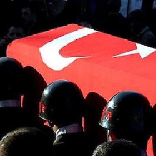Turkish soldier martyred in Op Peace Spring in Syria