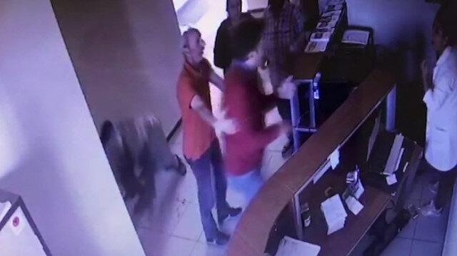 Aile sağlık merkezinde personel ve hasta yakınına saldıran şahıs tutuklandı