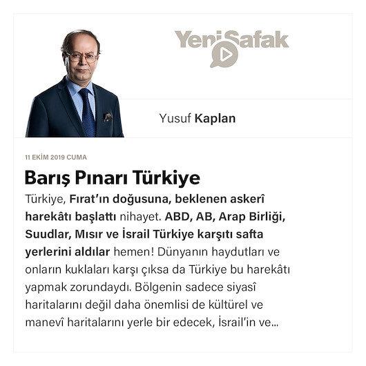 Barış Pınarı Türkiye