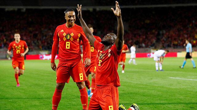 Belçika San Marino'ya acımadı: 9-0