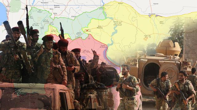 Suriye sınırının güvenliği için anahtar bölge Menbiç: Harekat son derece hızlı yapılmalı