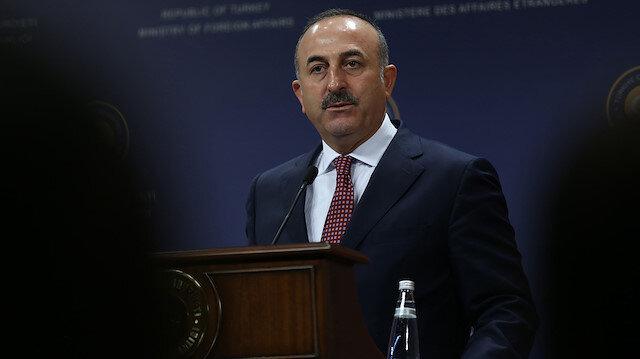 Bakan Çavuşoğlu New York Times gazetesine yazdı: Türkiye Kürtlerle savaşmıyor bizim savaşımız teröristlere karşı