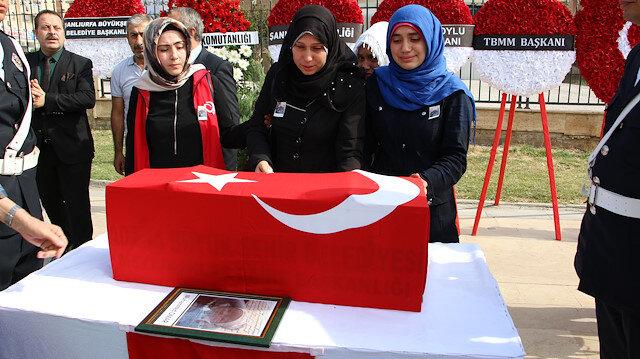 PKK/PYD'li teröristlerin saldırısında şehit olan sivillere veda
