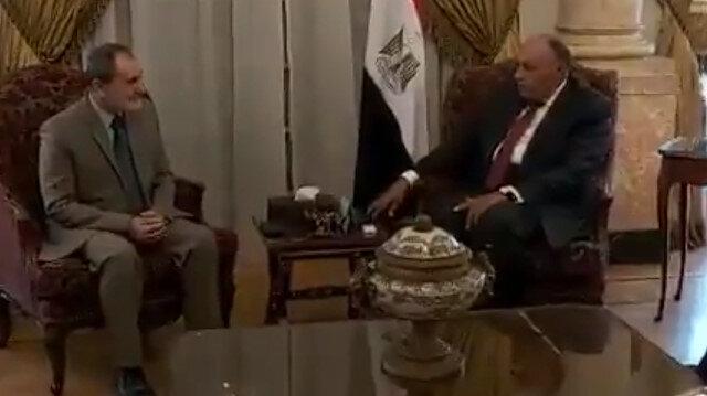 Mısır PKK'lıları Kahire'de ağırladı