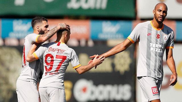 Galatasaray-İstanbulspor: 3-2