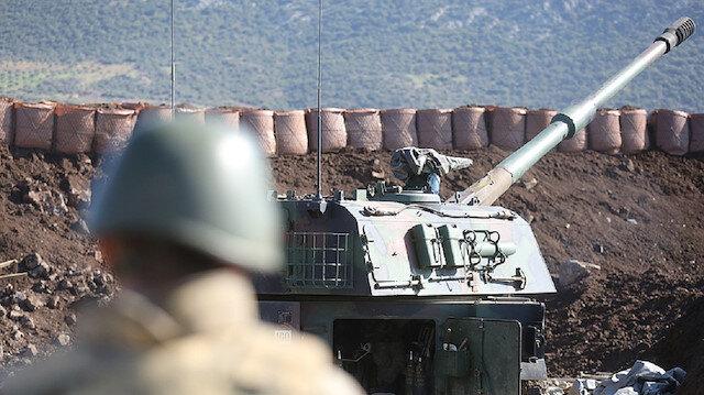 TSK'nın Fırtına Obüsleri PKK'yı yerle bir ediyor