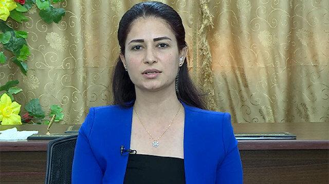 Örgüte üst düzey darbe: PYD'nin Suriye'deki 2 numaralı ismi Hevin Halef etkisiz hale getirildi