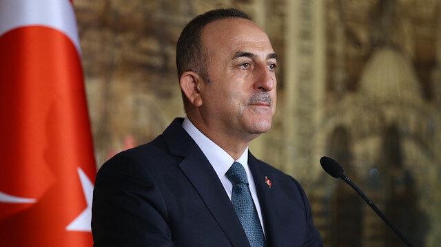 Dışişleri Bakanı Çavuşoğlu: Yaptırımdan korkacak olsak harekatı başlatmazdık