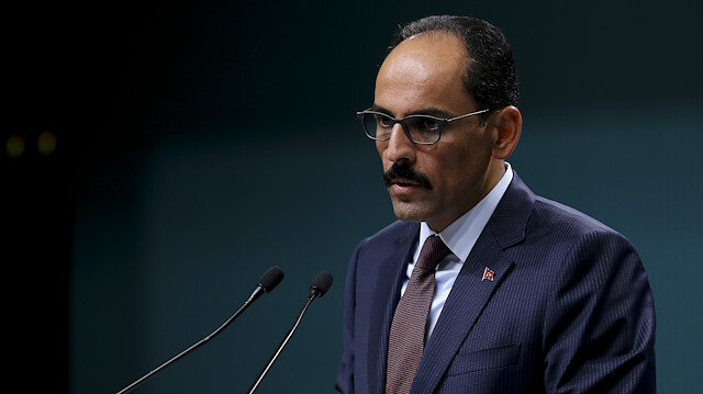 Cumhurbaşkanlığı Sözcüsü Kalın'dan Barış Pınarı Harekatı açıklaması: Zafer bizim olacaktır