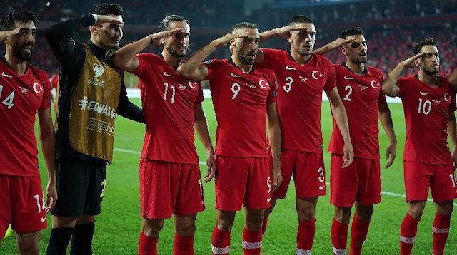 UEFA millilerin asker selamını incelemeye aldı