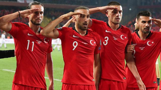 Türkiye-Arnavutluk: 1-0